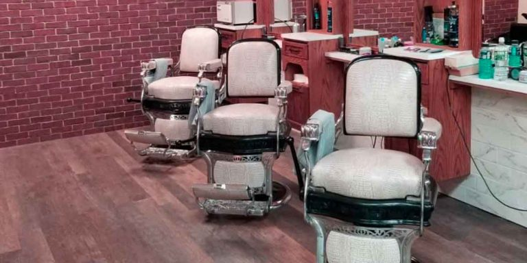 Barber Shop in NYC