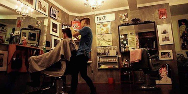 Barbers Midtown NYC