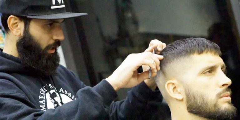 Men's Haircut: Be on the Cutting Edge